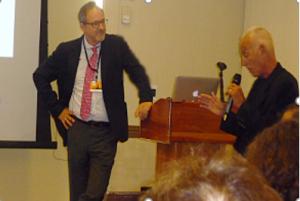 Professor Lopez-Lluch and Professor Littarru